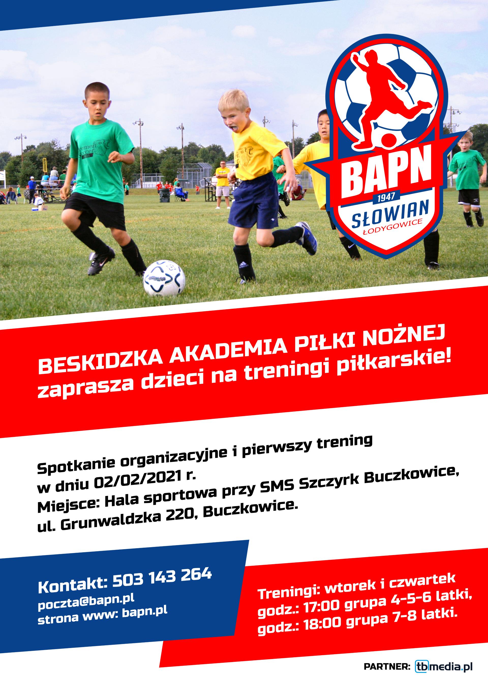 BAPN Łodygowice